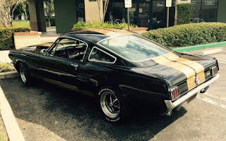 Ford Mustang GT350H Rent California