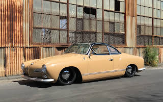 Volkswagen Karmann Ghia Rent California