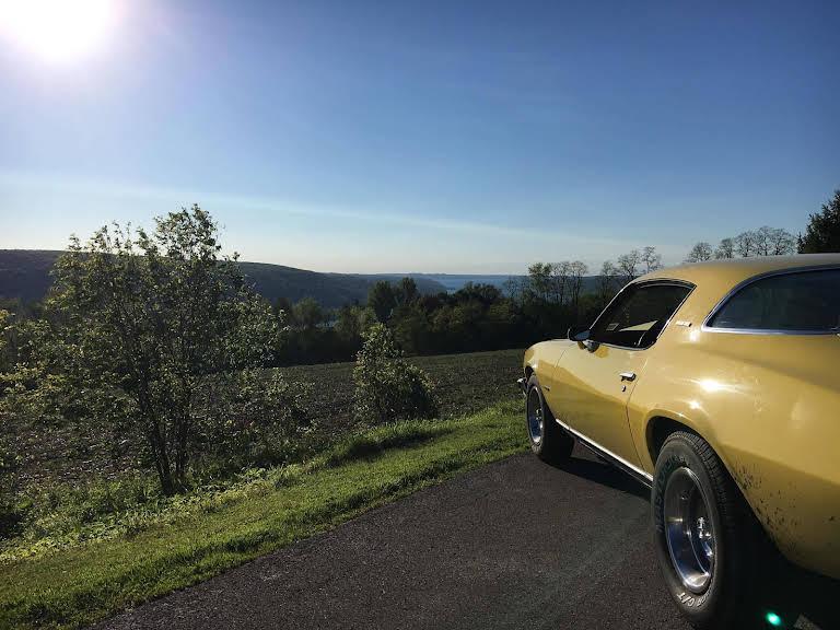 Chevrolet Camaro Hire Skaneateles