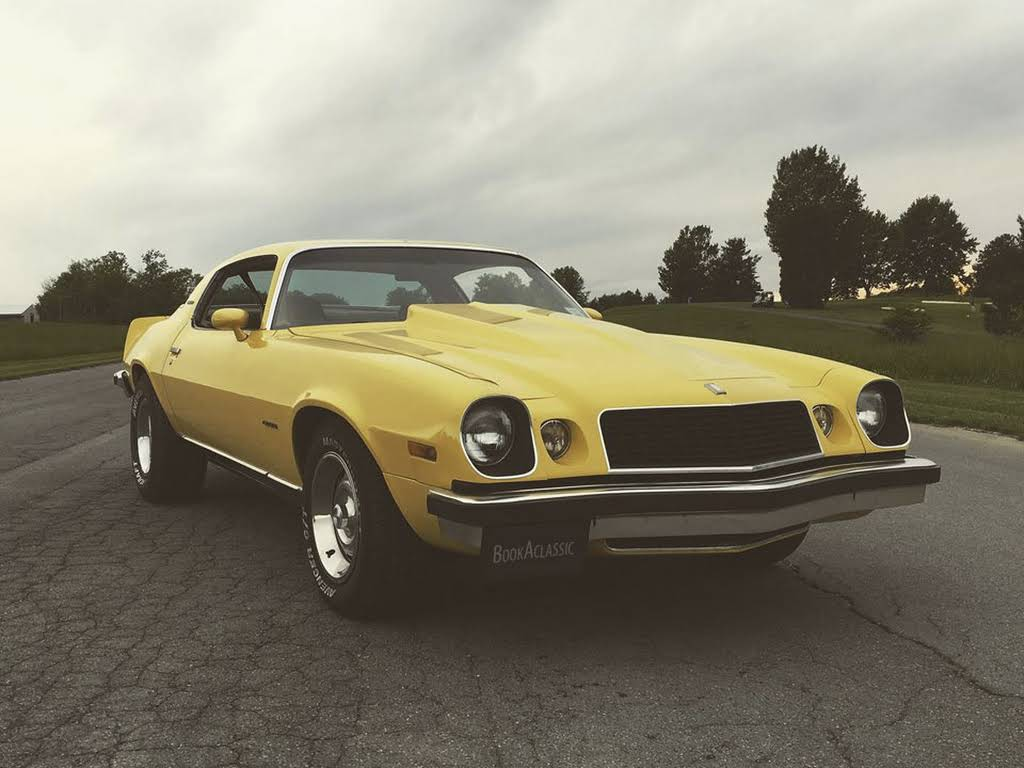 Rent Classic Cars In New Jersey