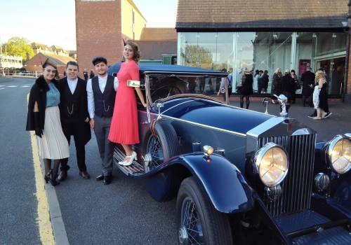 Leavers Ball Car Hire