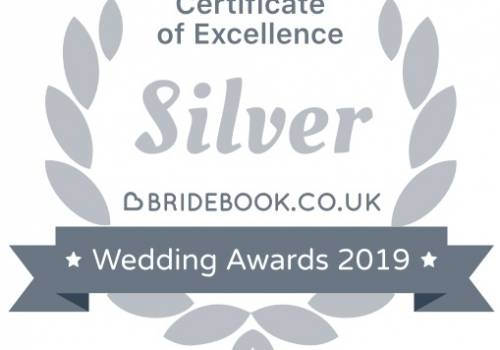 BookAclassic Certificate of Excellence wedding awards 2019 Wedding Car Hire